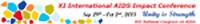 AIDS: 11ª Conferenza internazionale sull'impatto dell'AIDS, Barcellona, Spagna