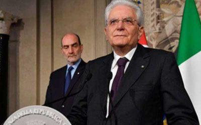 Dichiarazione del Presidente Mattarella in occasione della Giornata internazionale contro il consumo e il traffico illecito di droga