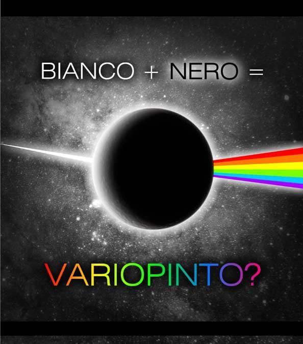 """Progetto """"Bianco + Nero = Variopinto?"""" Interpretato da attori giovanissimi del Centro Trentino di Solidarietà onlus"""