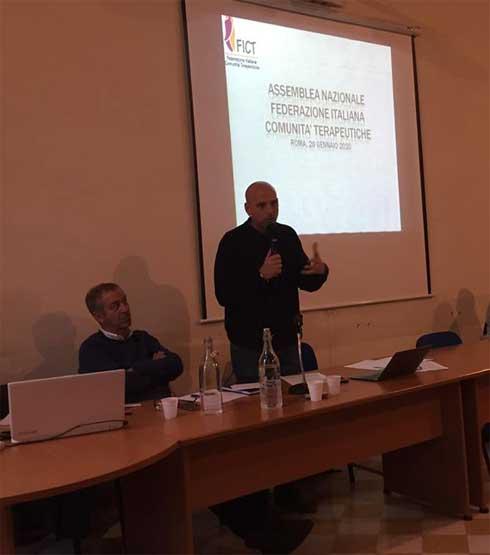 Luciano Squillaci confermato all'unanimità per il prossimo triennio Presidente della F.I.C.T. Eletto oggi anche il nuovo consiglio direttivo
