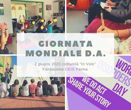 """Giornata Mondiale dei Disturbi Alimentari – La Struttura """"InVolo"""", Fondazione Gruppo CEIS, organizza una giornata di riflessioni e testimonianze"""