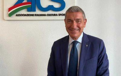 """SPORT PER TUTTI, BRUNO MOLEA CONFERMATO ALLA PRESIDENZA DI AICS: """"PORTEREMO I GIOCHI MONDIALI AMATORIALI IN ITALIA NEL 2021"""""""